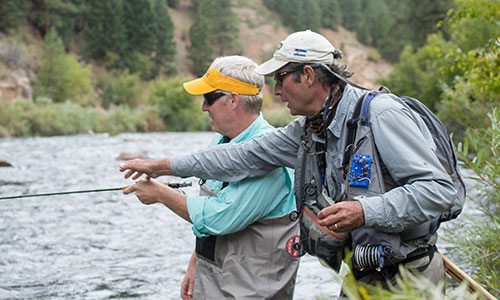 Guided Fly Fishing Trips Denver