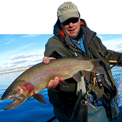 Joe Shafer - Fly Fishing Guide in Colorado