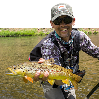 Peter Ryan - Fly Fishing Guide in Colorado