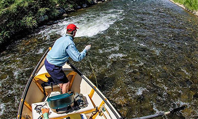 Float Trips with the Blue Quill Angler - Guided Fly Fishing