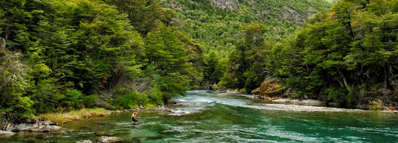 Fly Fishing in Patagonia - Guided Fly Fishing with the Blue Quill Angler