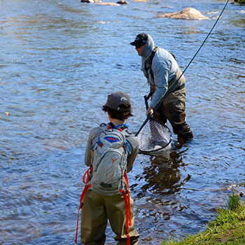 Colorado Kid's Fly Fishing Classes