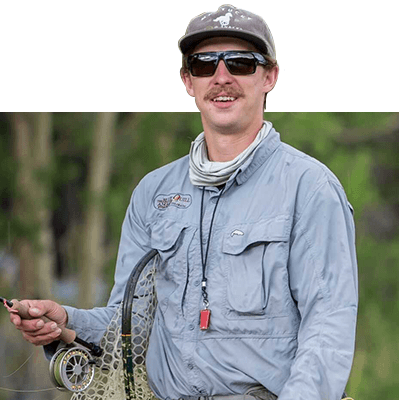 Chris Goodwin - Fly Fishing Guide in Colorado