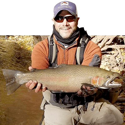 Christopher Ramos - Fly Fishing Guide in Colorado