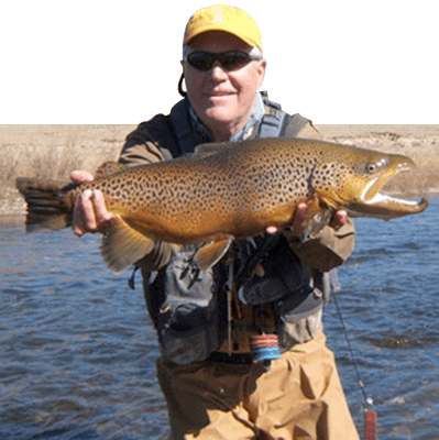Eric Atha - Fly Fishing Guide in Colorado