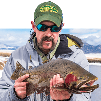 John Keefover - Fly Fishing Guide in Colorado