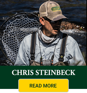 Chris Steinbeck - Colorado Fly Fishing Guide