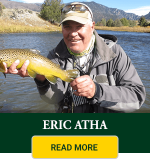 Eric Atha - Colorado Fly Fishing Guide