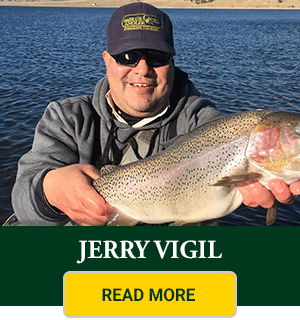 Jerry Vigil - Colorado Fly Fishing Guide