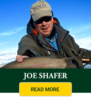 Joe Shafer - Colorado Fly Fishing Guide