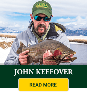 John Keefover - Colorado Fly Fishing Guide
