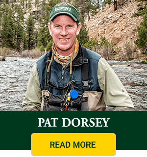 Pat Dorsey - Colorado Fly Fishing Guide