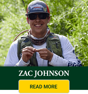 Zac Johnson - Colorado Fly Fishing Guide