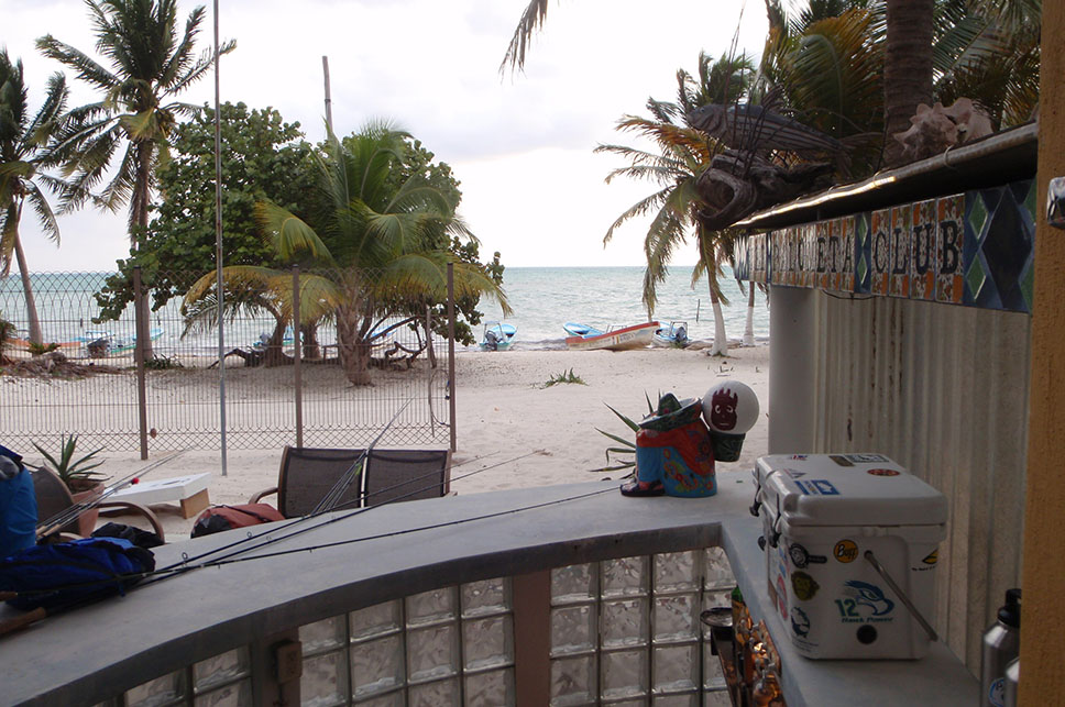 The Beach - Palometa Club Destination Trip Fly Fishing with the Blue Quill Angler