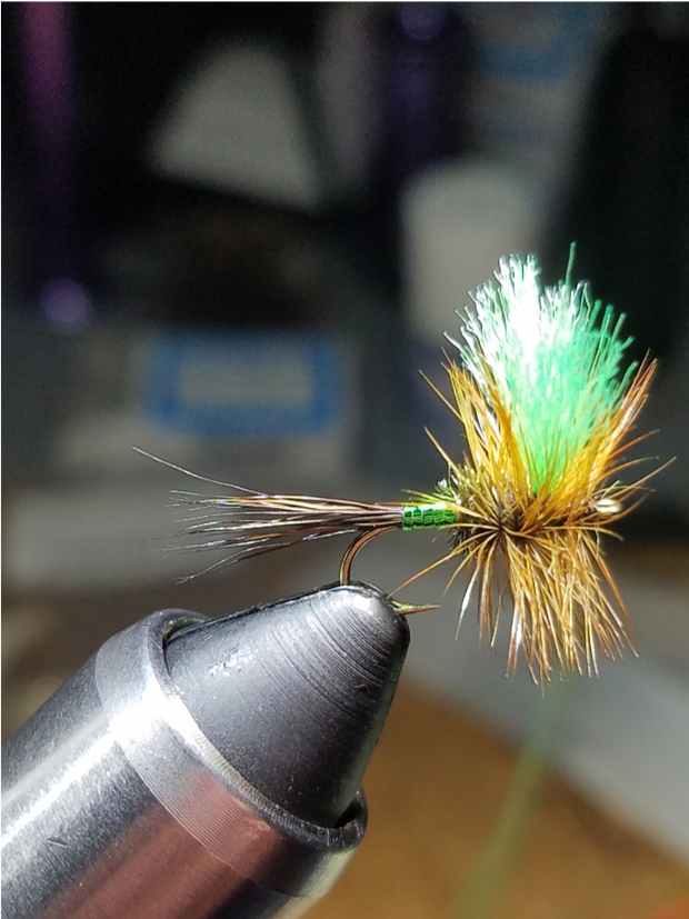 Advanced Dry Fly Tying Class at the Blue Quill Angler