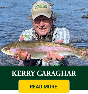 Kerry Caraghar - Colorado Fly Fishing Guide